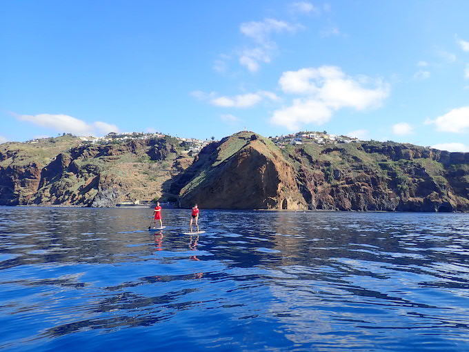 Stand Up Paddle Madeira